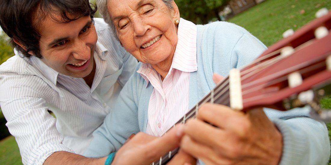 Mein Beruf: Altenpflege
