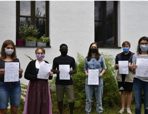 Care4Future: Schüler begeistern sich für die Pflege